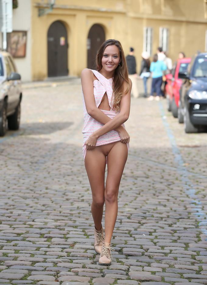 Czech Public Young Girls